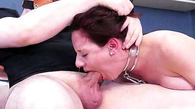Hot and seductive glamour girl Sophie Lynx loves to get her asshole fucked! Now you have a chance of staring at her getting butthole pounded so hard b