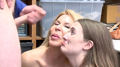 melanie raine and india summer show me blow me