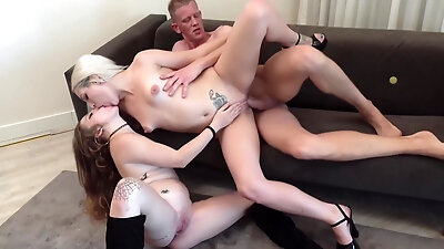Close up Slow Blowjob and Cum in Mouth full of Sperm - Natali Fiction