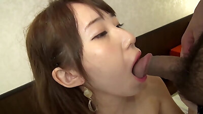 The Coach thinks Kana has much room to improve so he motivates her with his cock.